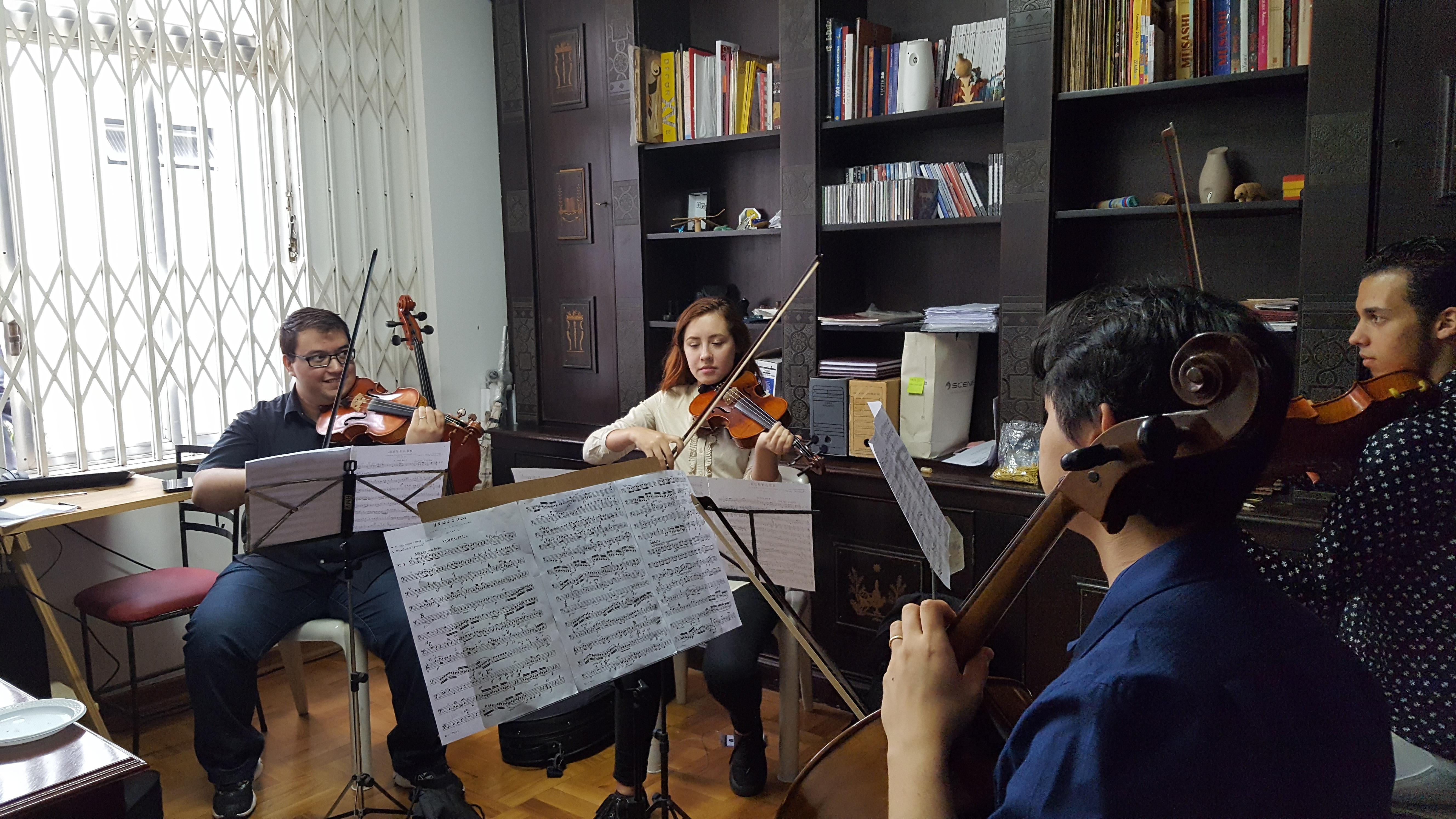 Grupo Quarteto de Beethoven
