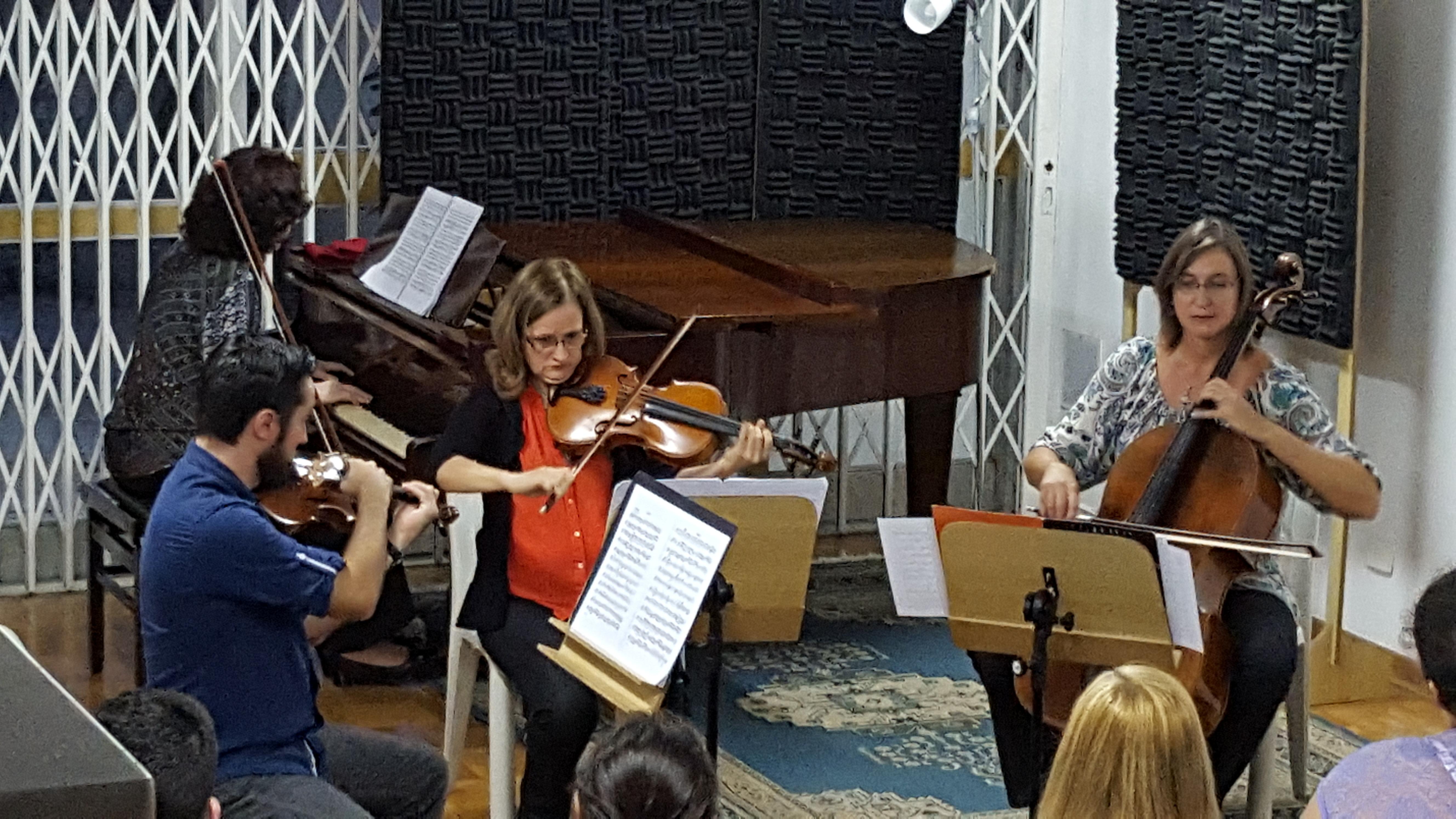Concerto dos orientadores