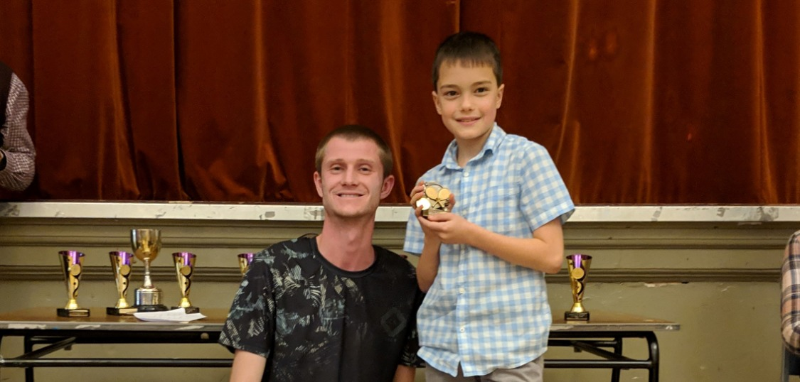 Boys Coaches Player of the Year - Willia