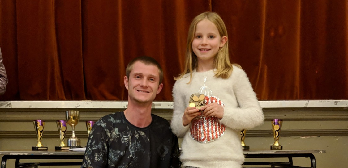 Girls Coaches Player of the Year - Thora