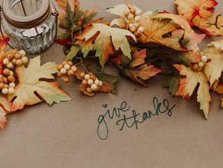 The Benefit Of Gratitude and How to be Grateful this Holiday Season.