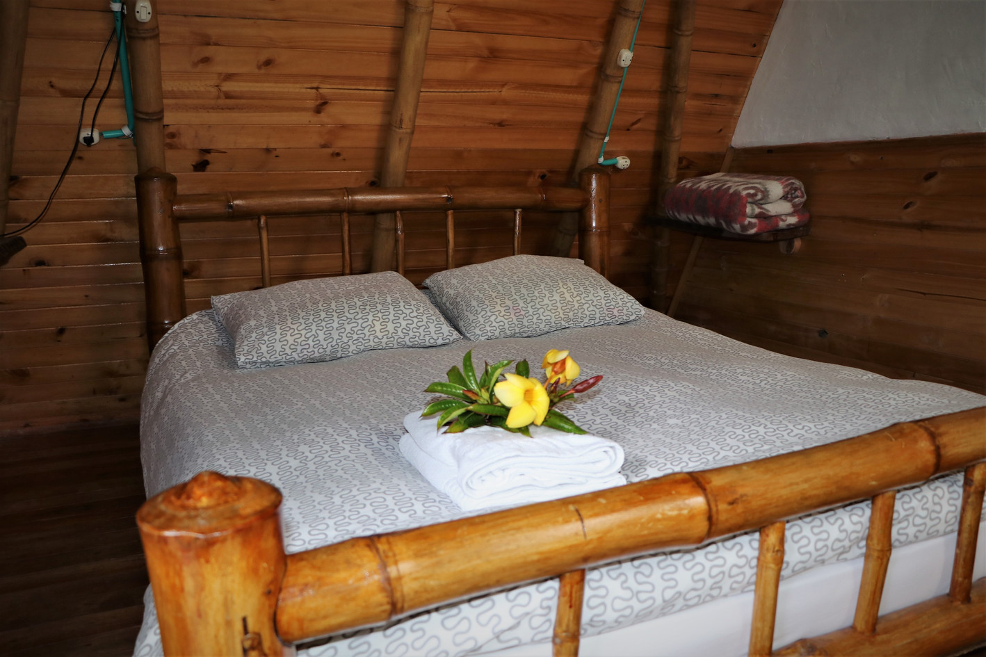 Bed-CHALET1