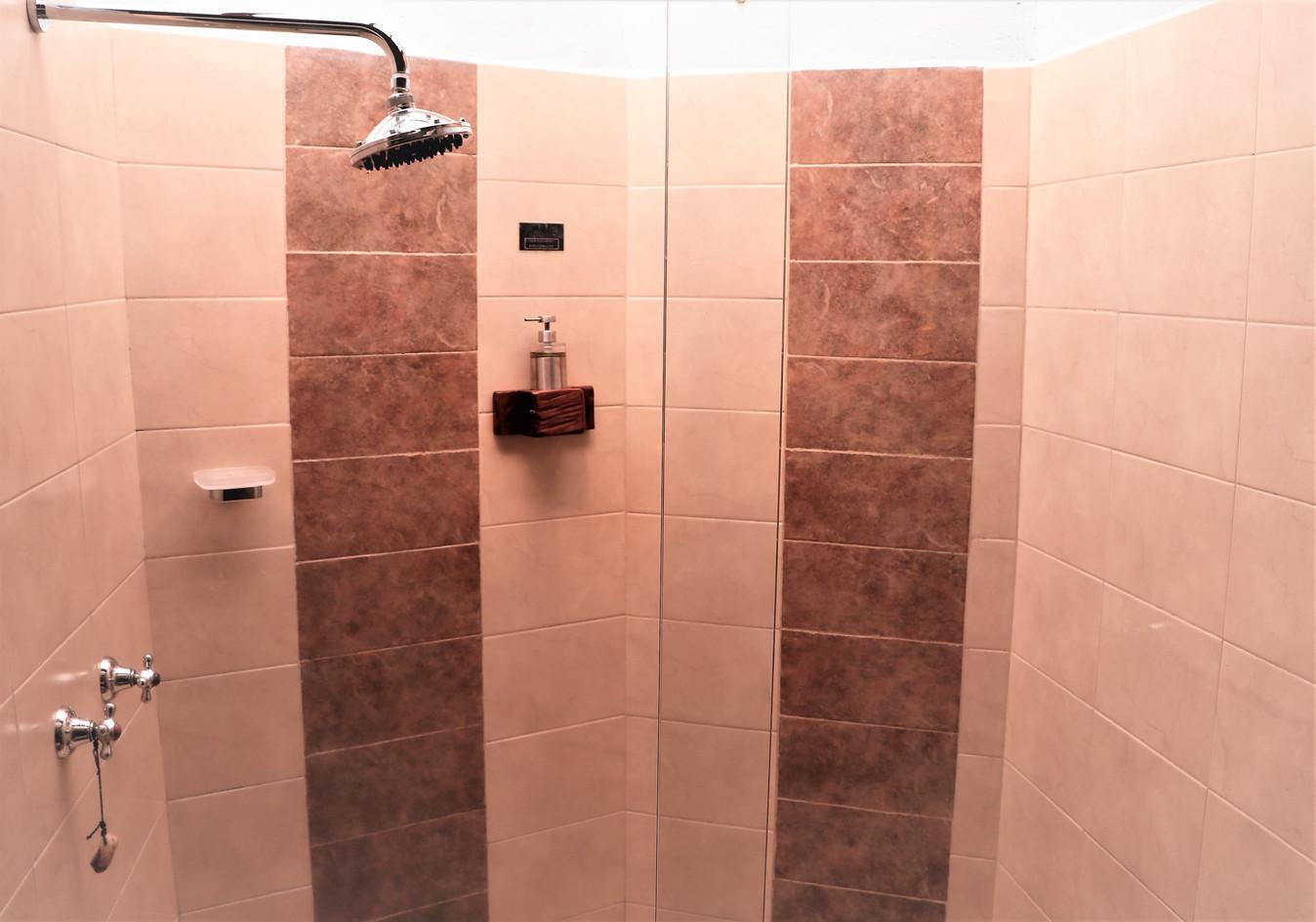 Shower in Casa Sol