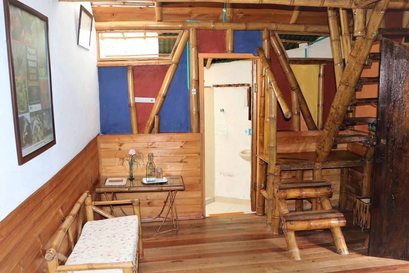 Living Room Chalet 1