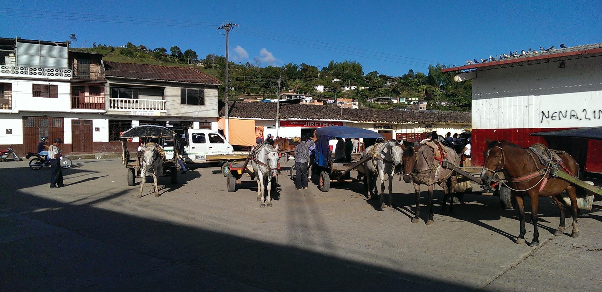Mercado de San Agustín