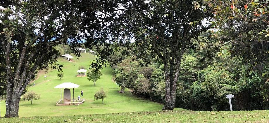 Archaeological Park San Agustín