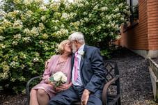 Linda and John