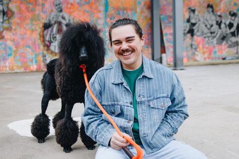 Jonny of Wuf Pet Spa