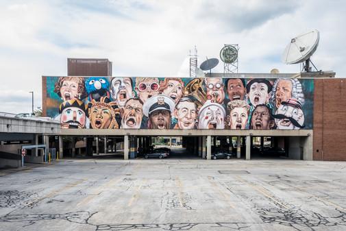 The Singing Mural - Cincinnati, OH