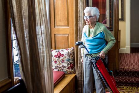 Ruth for Evergreen Senior Living
