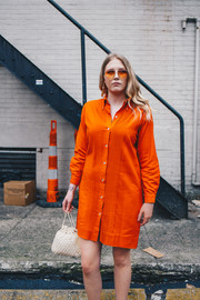 Styling, clothing, and accessories by Marcie Honn of Down to Mars Vintage