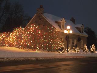 Holiday Lighting Danger