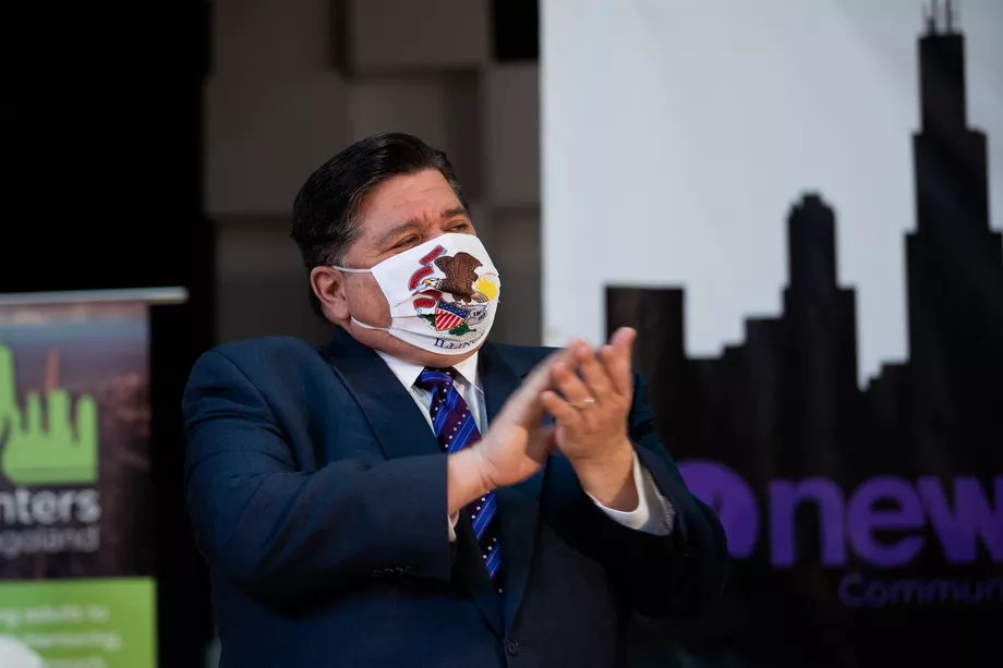 Pritzker wants to fine businesses that violate masking, social distancing rules
