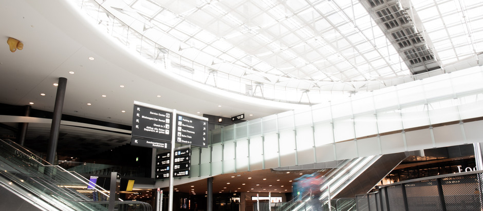 Der Flughafen Zürich zu Corona-Zeiten