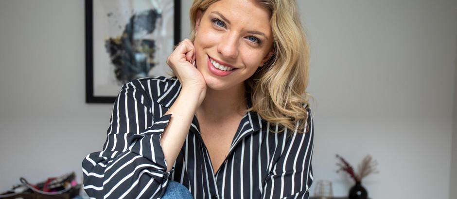 Couchgeflüster #30 - Cristina Maria Sieber