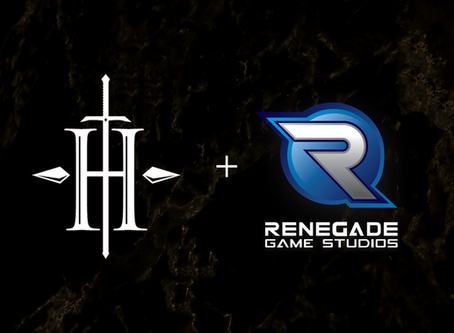 Partnering With Renegade Game Studios!