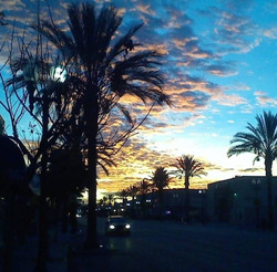 """""""Sunset on Whittier Blvd."""""""