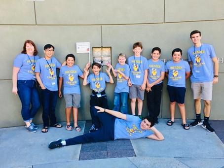 TPCS Robotics Team Places First