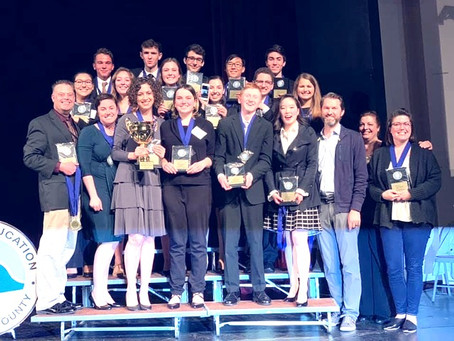 Mock Trial Team Places First, Again
