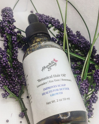 Hospitable Beauty Botanical Hair Oil