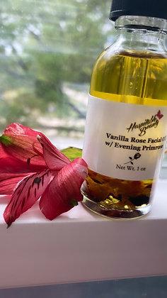 Vanilla Rose Facial Oil