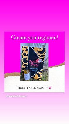 Hospitable Beauty                 Natural Hair Journal