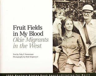 Fruit Fields in My Blood: Okie Migrants in the West