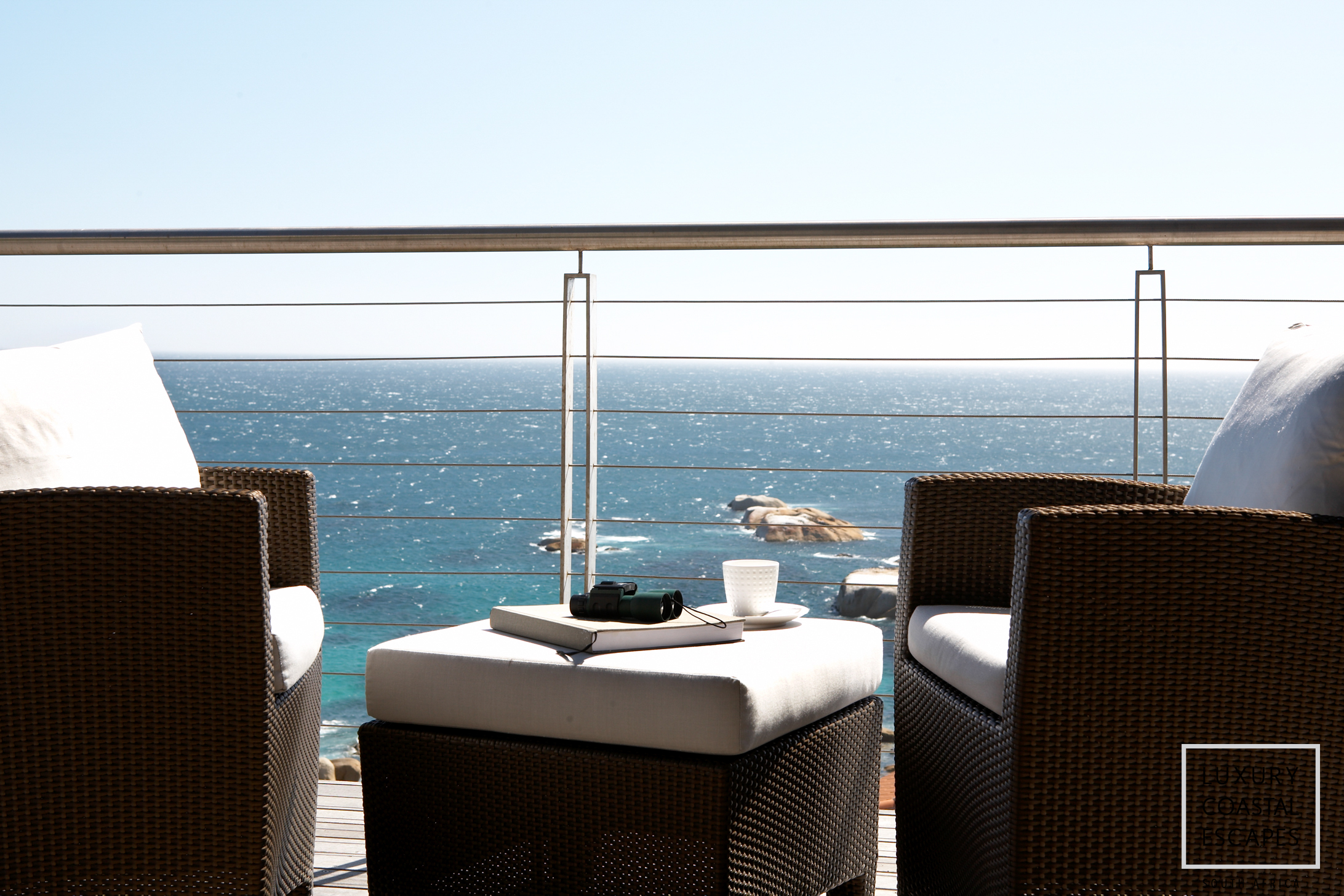 Private Suite Deck