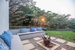 Firepit & Seating Area