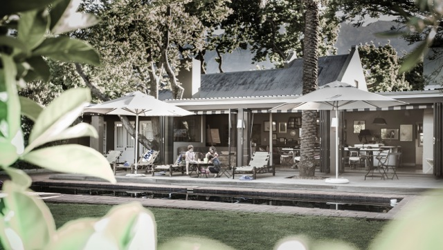 Franschoek - Explorers Club