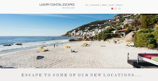 View our Cape Collection