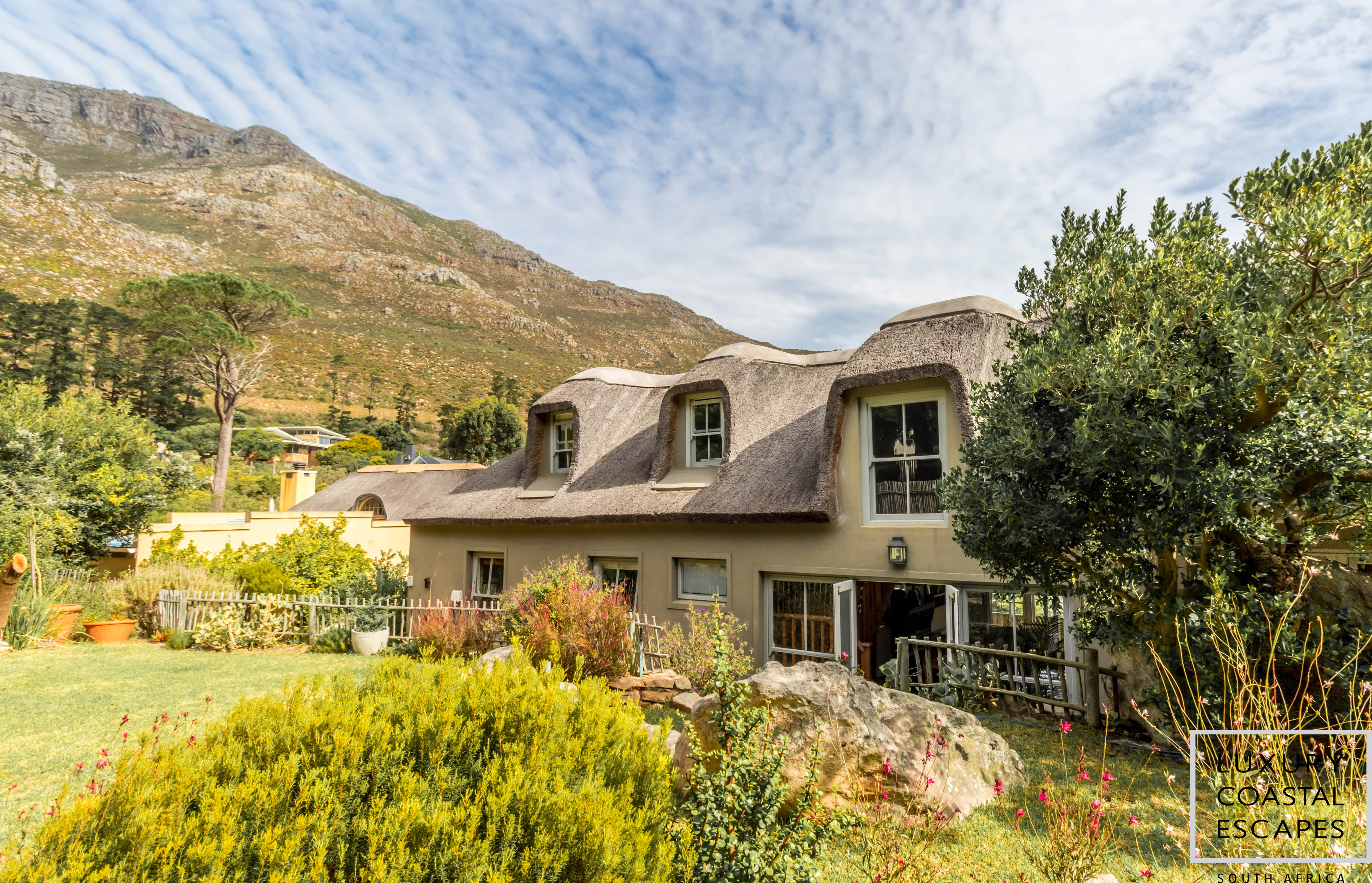 Tierbos Thatch - Hout Bay