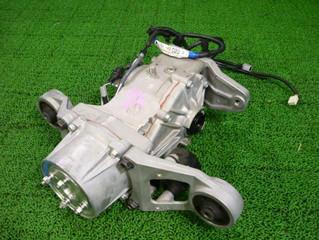 Гул заднего редуктора Toyota RAV 4