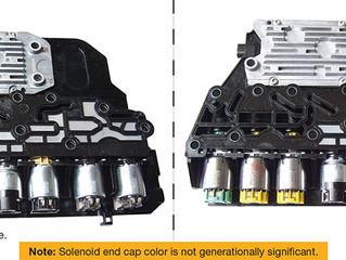 Блок управления с соленоидами GM 6T30, 6T35, 6T40, 6T45.