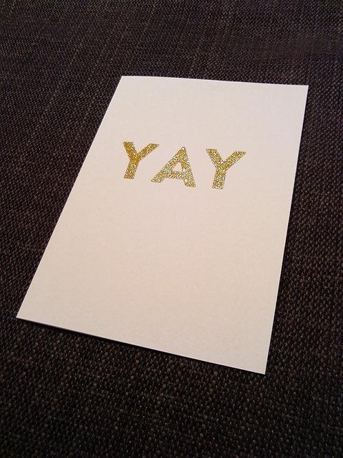 'Yippy Ki Yay'