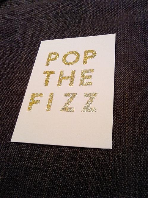 'Pop The Fizz'