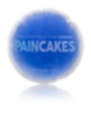 Paincakes cold pack blue