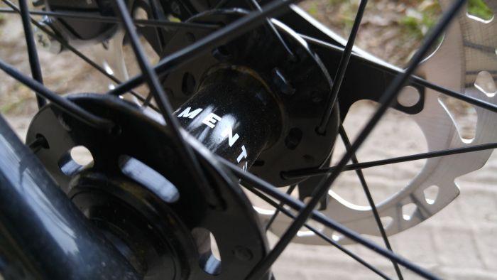 Disc Brake compatible