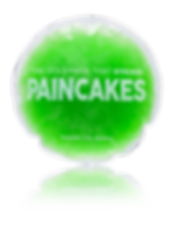 Paincakes cold pack green