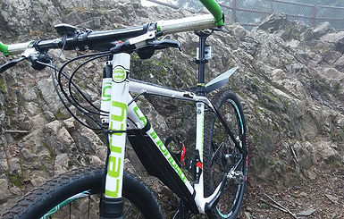 Green Mountain Trail Testing Clement LXV and WoHo Flying Fender