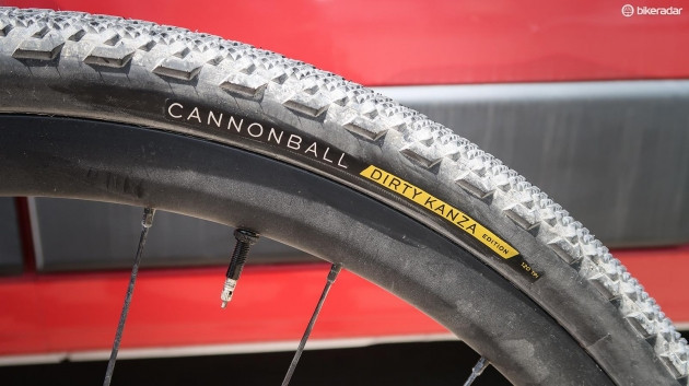 Teravail Cannonball Dirty Kanza Edition Tire
