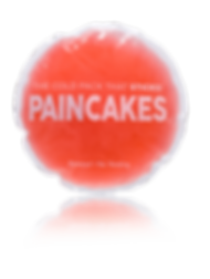 Paincakes cold pack red