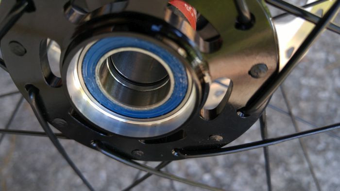 Clement Ushuaia Wheels Rear Hub