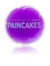 Paincakes cold pack purple