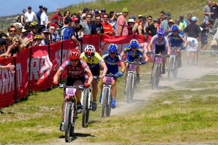 Sea Otter Classic. International racing, beginner through pro. Includes XC, downhill, dual slalom, mountain cross, short track, trials and jump contest