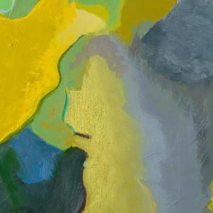 Forêt jaune détail 1