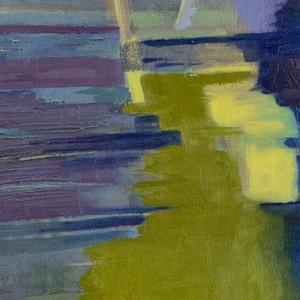 Forêt jaune détail 2