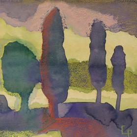 """Série """"les arbres"""" 6"""