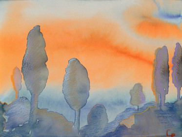 """Série """"les arbres"""" 4"""