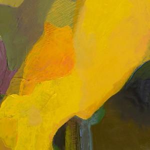 l'Arbre jaune détail 1